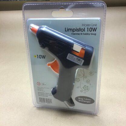 Limpistol til 7,2mm lim